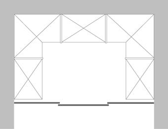 vgradna omara